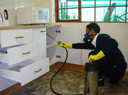 Обработка шкафов