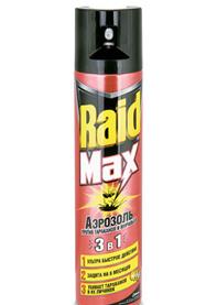 Спрей Рейд от насекомых
