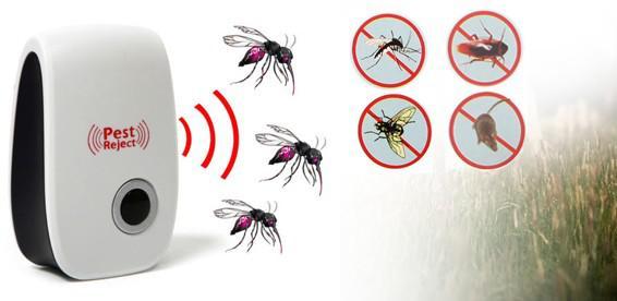 УЗ-устройство от насекомых