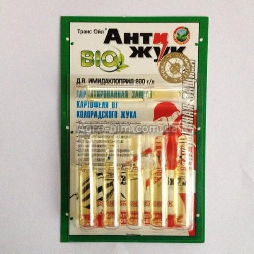 Антижук от колорадского жука инструкция по применению