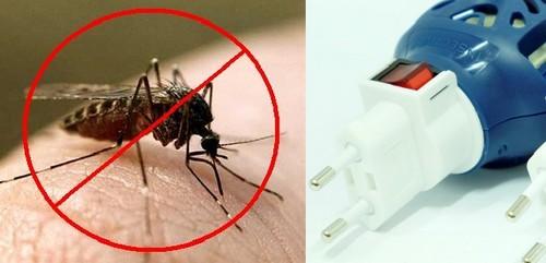 Надежный защитник от комаров