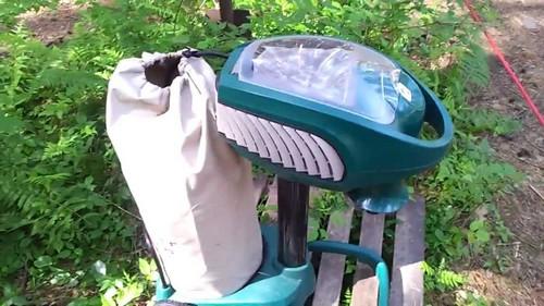 Аппарат от комаров