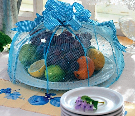 Защита фруктов от мух