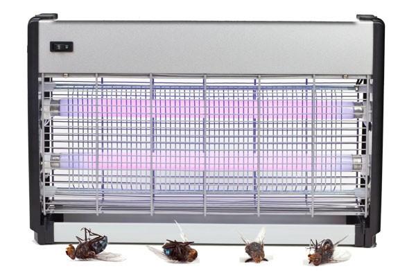 Прибор для борьбы с мухами